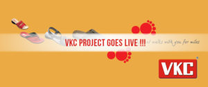 VKC Project goes Live !!!
