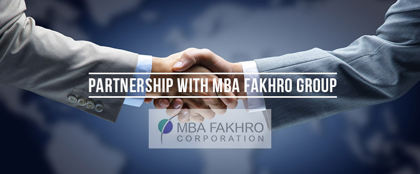 Partnership with MBA Fakhro Group